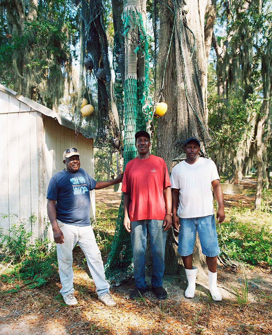gullah geechee shrimpers shrimp workers south southern carolina